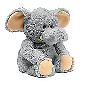 Intelex Warmies Heatable Elephant Microwavable Cozy Plush Soft Toy