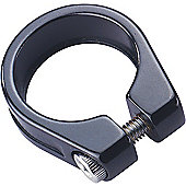 Acor Forged Alloy Bolt Seat Clamp: Silver 34.9mm.