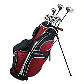 Prosimmon Drk Golf Clubs Complete Package Set And Bag