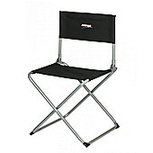 Vango Monarch Collapsible Camping Chair Black