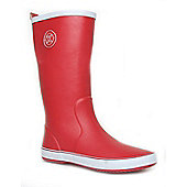 Brantano Kids Trendy Basic Red Wellington Boots - Red