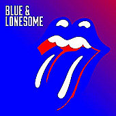 Rolling stones blue & lonesome CD