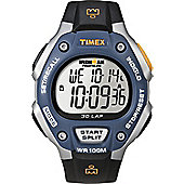 Timex Ironman Mens Resin Alarm Backlight Chronograph Day & Date Watch T5E931