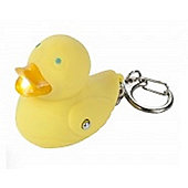 Regatta Kids Keyring Torch Duck