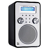 Roth DBT-001 DAB Radio with Bluetooth Black/White