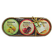 Extracts Body Butter Trio Gift Set