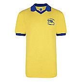 Arsenal 1979 FA Cup Final Shirt - Yellow