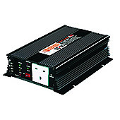 Maplin DC to AC 600W Inverter with Built-In Solar Charger Controller