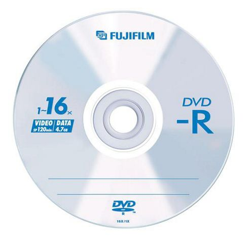 DVD-R, 50 Spindle, 4.7GB 16X