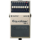 Boss GE-7 Graphic Equaliser Pedal