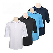 4 Woodworm Golf Polo Shirts - Mens Golf Clothes 4Xl