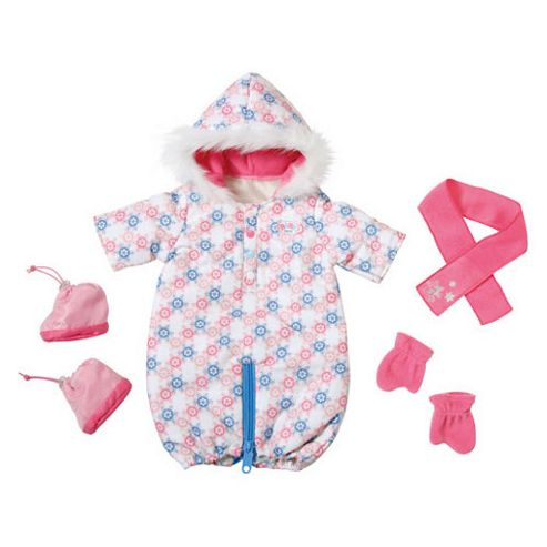 Baby Born Deluxe Winter Outfit Set