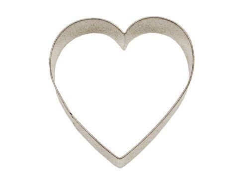 Tala 3326 Pastry Cut Heart 7.5cm