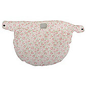 Bebecar Prive Luxury Car Seat Apron (Floral Pink)