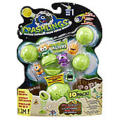 Crashlings Action Figure 10 Pack