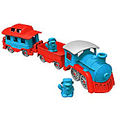 Green Toys TRNB-1054 Train (Blue)