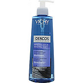 Vichy Dercos Mineral Soft and Fortifying Shampoo 400ml