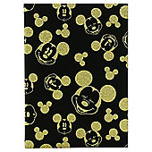 Mickey Mouse A5 Luxury Notebook