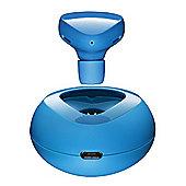 Nokia Original Universal BH-220 Luna Bluetooth Mono Headset - Blue