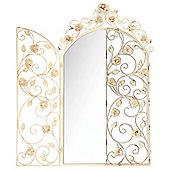 Alterton Furniture Gifts and Accessories Wild Rose Screen Mirror