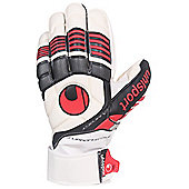 Uhlsport Eliminator Soft SF Adult Goalkeeper Glove - White