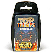 Top Trumps Specials: Star Wars Episodes 1-3