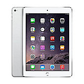 Apple iPad Air 2, 32GB with Wi-Fi + Cellular for Apple SIM - Silver
