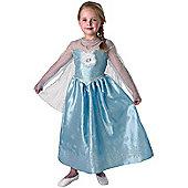 Child Disney Frozen Deluxe Elsa Costume