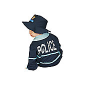 Dress Up America Police Officer Baby Costume - 0 - 9 Months
