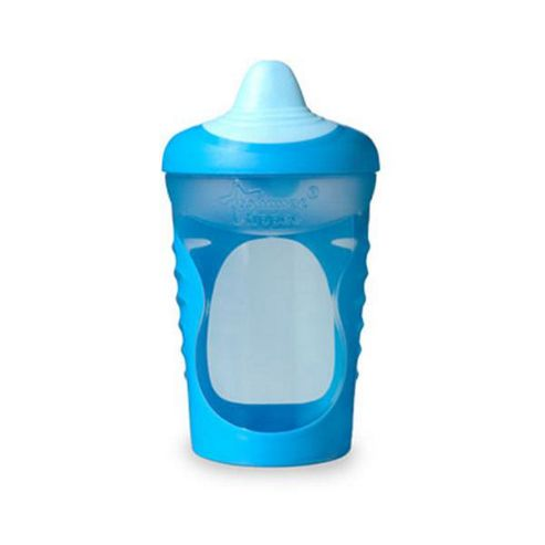 Tommee Tippee Easiflow Truly Non Spill 7-12months Beaker Blue
