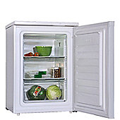 SIA FF105 60cm Free Standing 100 Litre Freezer In White A+ Energy Rated