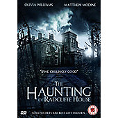 Haunting of Radcliffe House DVD