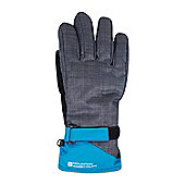 Mountain Warehouse Brumal Womens Ski Gloves - Grey