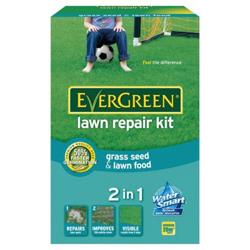 Evergreen Lawn Repair Kit 20sqm