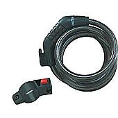 Squire 216 1800mm 8mm Combination Cable Lock