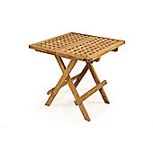 Bracken Style Oscar Square Folding Table