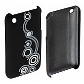 iPhone 3 Hard Shell Circles