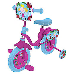 "Ben & Holly's Little Kingdom 10"" Kids' Bike"
