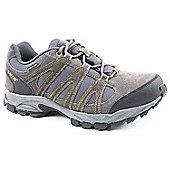 Hi-Tec Mens Grey Alto Outdoor Footwear - Grey
