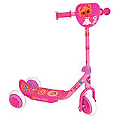 Lalaloopsy 3-Wheel Tri-scooter