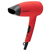 THX Total Hair Experts Collections Ruby Red  Hairdryer