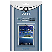 "Port Design Universal Screen Protector for 7"" Tablet"