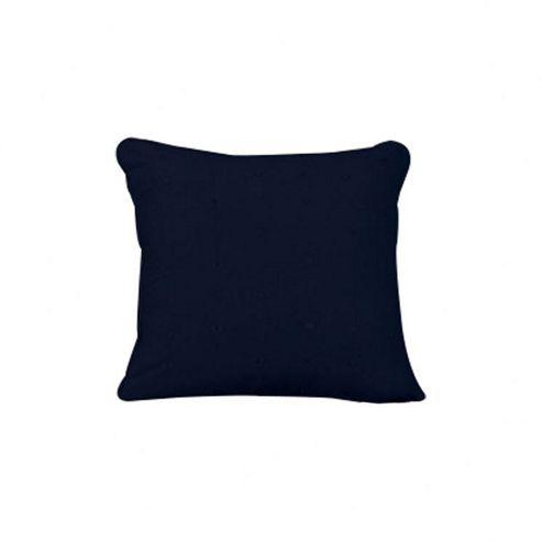 Dreams N Drapes Curtina Hudson Single Cushion Cover in Navy