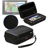 Navitech Black Hard Carry Case For Garmin Nuvicam SatNav 6-Inch GPS