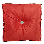 Thomas Frederick Madison Square Cushion - Red