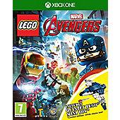 Lego Marvels Avengers Quinjet Minifig Xbox One
