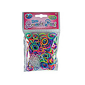 Jacks Neon Bracelet Refill Pack - 300 Loom Bands