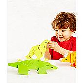 ELC Wooden Stegosaurus