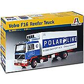 Italeri Volvo F-16 R***ER Truck 3893 1:24 Truck Model Lorry Kit