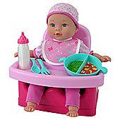 Emmi Doll With Feeding Seat